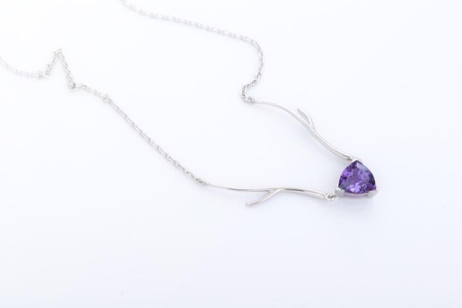 鹿娜紫晶款项链-02