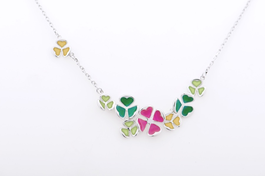 clover necklace-华美款-01
