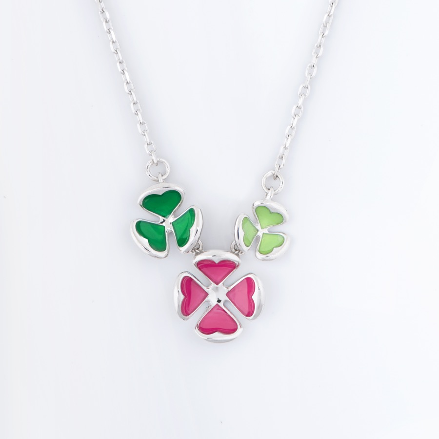 clover necklace-缤纷款-01