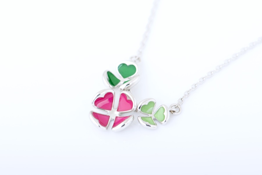 clover necklace-缤纷款-03