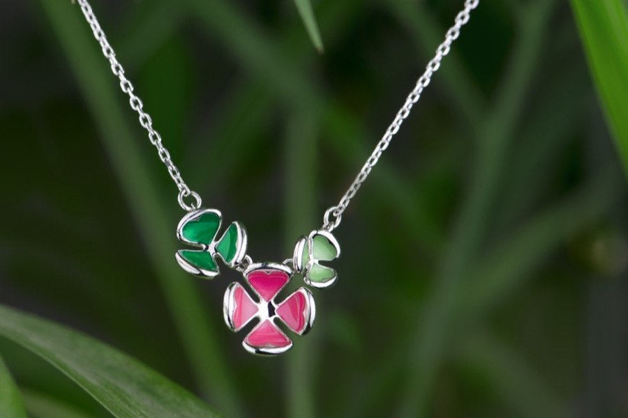 clover necklace-缤纷款-04