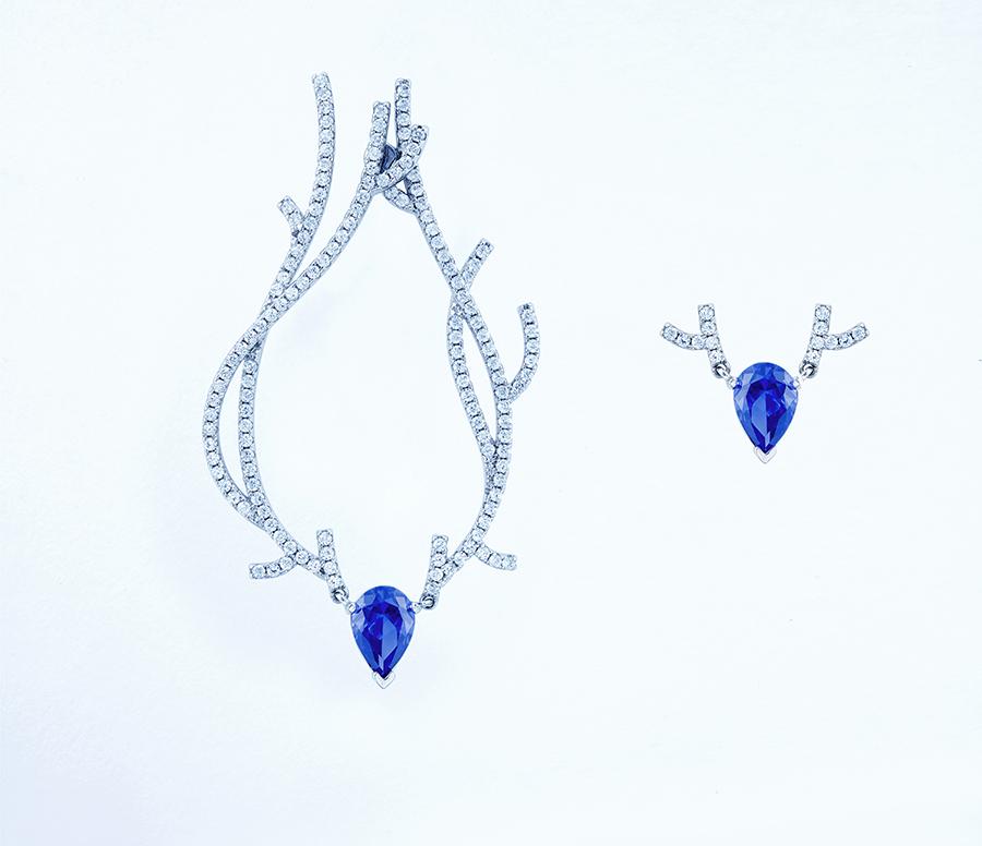 deerluna-blue-earring