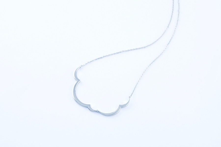 Cloud necklace-3