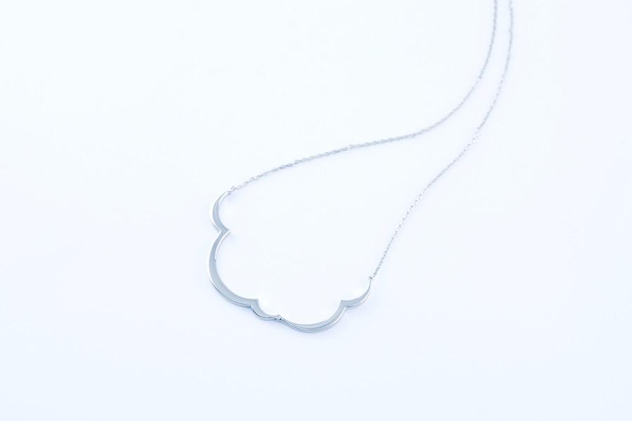 Cloud necklace-3