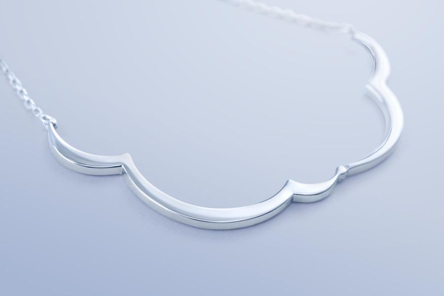 Cloud necklace-4