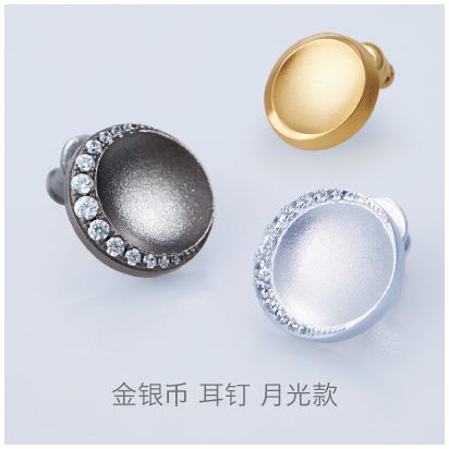 /Silver-Ink-Goledn-Coin-moon-light-earring